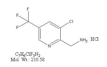 [3-氯-5-(三氟甲基)-2-吡啶]甲胺盐酸盐(175277-74-4)