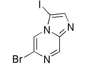 6-溴-3-碘咪唑并[1,2-A]吡嗪(1245644-42-1)